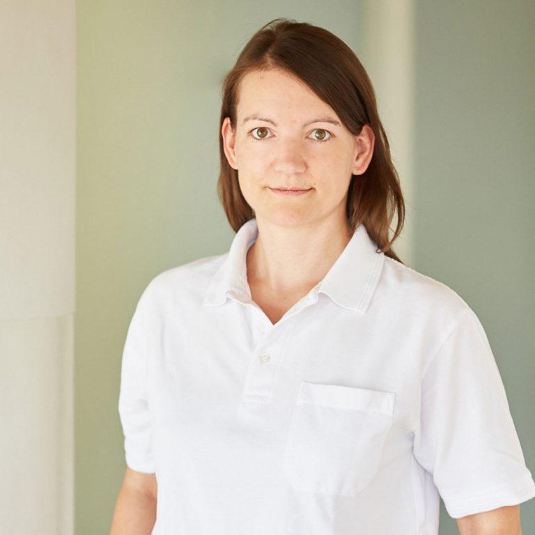 Kathrin Simon Physiotherapeutin